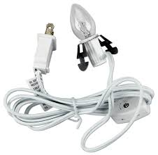 creative hobbies single light replacement clip in l
