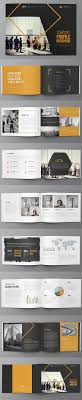 25 beautiful Corporate brochure design ideas on Pinterest