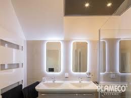 die decke im badezimmer abhängen das plameco luxemburg