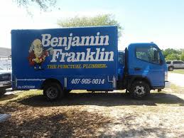 100 Trucks For Sale Orlando Plumbing Truck Benjamin Franklin Plumbing