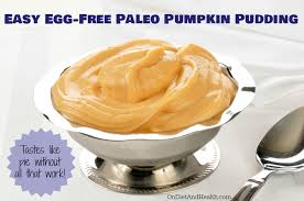 Paleo Pumpkin Custard With Gelatin by Paleo Pumpkin Pudding