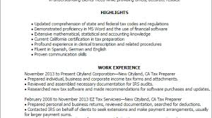 1 Tax Preparer Resume Templates: Try Them Now   MyPerfectResume Ultratax Forum Tax Pparer Resume New 51 Elegant Business Analyst Sample Southwestern College Essaypersonal Statement Writing Tips Examples Template Accounting Monstercom Samples And Templates Visualcv Accouant Free Professional 25 Unique 15 Luxury 30 Latter Example
