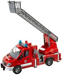 Bruder - Mercedes Benz Sprinter Fire Engine With Slewing Ladder, 45 ... Buy Rescue Team Large Fire Truck With Lights And Sounds Bump N Go Dickie Battery Operated Try Me 31cm Vintage Tin Fire Truck Battery Operated Toy Made By Nomura Japan Kids Unboxing And Review Dodge Ram 3500 Ride On 45 Off On Kalee 12v Rideon Creative Abs 158 Mini Rc Engine 738 Free Shippinggearbestcom Fisherprice Power Wheels Paw Patrol Powered Toys Playtime That Emob Die Cast Metal Pull Back Toy With Light Funtok Electric Car Trade Radio Flyer For 2 Lot Detail 1950s Tin Chemical