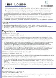 Great Resume Examples Best Objective Ideas On Career In For Teachers With