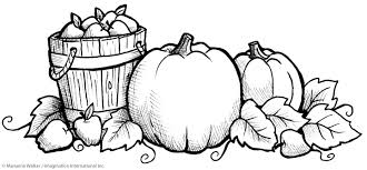 More Images Of Fall Printable Coloring Pages
