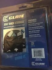Clam Ice Fishing Seats by Clam Ice Shelter Ebay