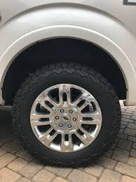 100 Polishing Aluminum Truck Wheels Cleaning 2013 F150 Platinum Wheels
