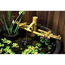Aquascape Patio Pond Canada by Spitters U0026 Decorative Fountains By Aquascape