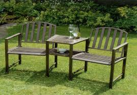 rustic bench and table set shop wood bench and table plans bench