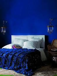 Blue Bedroom Wall by 20 Bold U0026 Beautiful Blue Wall Paint Colors Blue Wall Paints