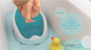 Infant Bathtub Seat Ring by Angelcare Bath Support En Youtube