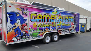 Home - Game Cruzer Party Level Up Curbside Gaming Mobile Video Game Trailer Inflatables Parties Cleveland Akron Canton Party Bus For Birthdays And Events Buy A Truck Business All Cities Photo Gallery The Best Theaters For Sale First Trucks Gametruck Inland Empire Mobile Game Truck Games On Wheels Usa Staten Island New York Birthday Graduation In The Tricities Wa With Aloha Hawaii Orange Interior Bench Underglow Laser Light Show A Pre Owned Theaters Used