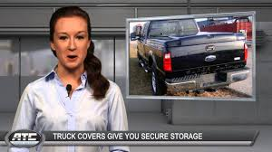 ATC Truck Covers TruckTips - Secure Your Gear - YouTube
