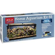 Aquaculture 55 Gallon Aquarium Kit Walmart