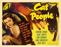 Vintage Ad Archive Halloween Hysteria by Cat People 1942 U2013 Horrorpedia