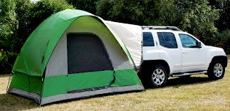 Truck Bed Camper Shell Tents