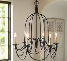 armonk 6 arm indoor outdoor chandelier pottery barn