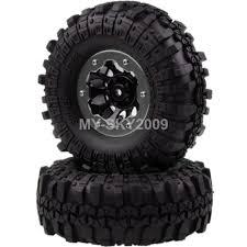 4pcs 1:10 RC Truck Rock Crawler 1.9
