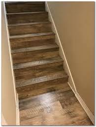 Installing Luxury Vinyl Plank Flooring On Stairs