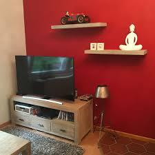 deko wohnzimmer rot flat screen electronic products