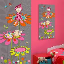tableau chambre bébé fille tableau peinture pour chambre bébé fille chambre idées de