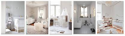 chambre bébé blanc idée déco chambre bébé couleur blanche dans ma chambre il y a