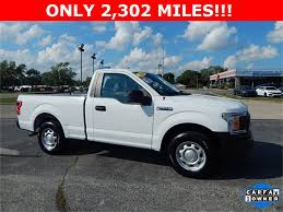 100 Used Ford F 150 Trucks For Sale By Owner PreOwned 2018 XL 2D Standard Cab In Richmond 58758C