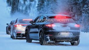 100 Porsche Truck Price 2020 Cayenne Coupe Spy Shots And Video