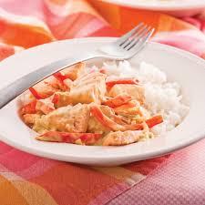 cuisine au lait de coco cari de poisson au lait de coco recettes cuisine et nutrition