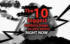 android battery drain here are the worst apps today slashgear