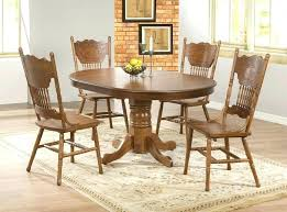 Extending Oak Dining Table And Chairs Argos Sale Solid 6 Leather Round Sets Room Kitchen Charming