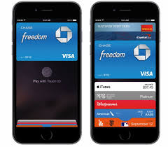 Passbook makes switching between different credit cards in Apple