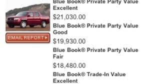 100 Truck Book Value How Kelly Blue Online And A Cellphone Earned An Extra 1k On A