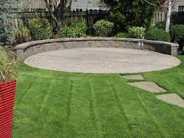 A Circular Paver Patio And Seating Wall Create A Destination Pics ... Building A Stone Walkway Howtos Diy Backyard Photo On Extraordinary Wall Pallet Projects For Your Garden This Spring Pathway Ideas Download Design Imagine Walking Into Your Outdoor Living Space On This Gorgeous Landscaping Desert Ideas Front Yard Walkways Catchy Collections Of Wood Fabulous Homes Interior 1905 Best Images Pinterest A Uniform Stepping Path For Backyard Paver S Woodbury Mn Backyards Beautiful 25 And Ladder Winsome Designs