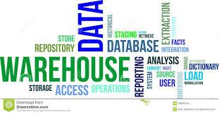 Data Warehouse Clipart