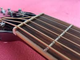 It Affects Playing The First Fret And To Lesser Degree Next Four Five Avoid Getting Too Low They Make At Least 1mm High Often 2 3mm