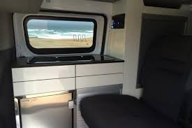 035 Recon Campers Nissan Nv 200 Van Conversion