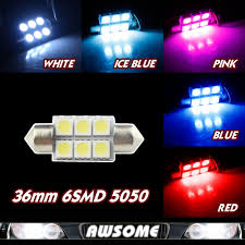 10x 36mm 5050 12V DC Festoon LED Car Interior Dome Map Mirror Truck ... Exquisite Sets Pieces Car Led Interior Decoration Under Dash 2010 2014 F150 Raptor Led Ambient Lights F150ledscom Lil Ray Raises Bar On Interior Truck Design With Pride Polish Amazoncom Strip Light Wsiiroon 4pcs 48 Multicolor Automotive Bars Strips Halos Bulbs Custom Kits Colored Lighting Services In Evansville Newburgh Southern 8x24 Undeglow Tubes 6x10 4x3ft Wheel Stunning Bar Headlights In My 1985 Chevy Silverado Trucks My Truckzzz Youtube
