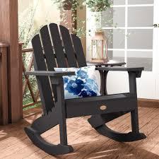 Harald Adirondack Rocking Chair