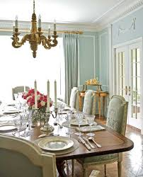 French Style In The Dining Room