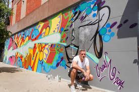 Kurt Vile Mural Philadelphia by 15 Kurt Vile Mural Philadelphia The Rad Awards Leah