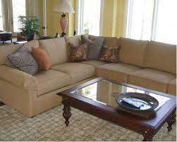 Houzz Living Room Sofas by Alluring Ethan Allen Retreat Sectional Houzz On Sofas