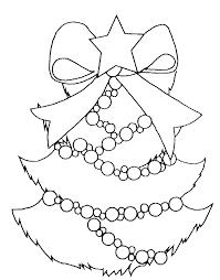Coloriage De Sapins De Noël 25 Coloriages De Noël Intérieur Sapin