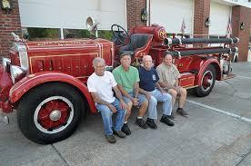 100 Old Fire Truck Greenport Volunteers Restore 82yearold Fire Truck Suffolk Times