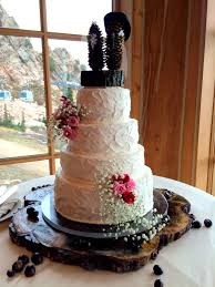 I Took This Cake Up The Side Of Mountain In A Gondola Stormy Weather Earlier October Most Stressful Delivery My Life
