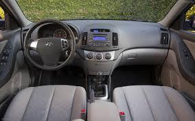 2010 Hyundai Elantra Blue Widescreen Exotic Car Image 22 of 46