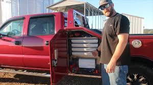 100 Douglass Truck Bodies My Service Body By Hughes Equipment YouTube