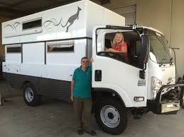 100 Build A Truck Camper Isuzu MPS300 Wiz
