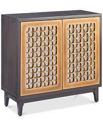 Fairway 2 Door Cabinet Quick Ship Furniture Macy s