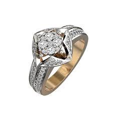 Wedding ring Smart Ring Wedding Awesome Double Halo Diamond